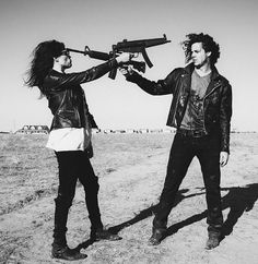 Jack White & Alison Mosshart (The Dead Weather