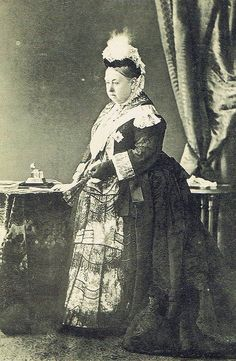 Queen Victoria of Britain. She inherited the throne at the age of 18, after her father's three elder brothers had all died leaving no legitimate, surviving children.