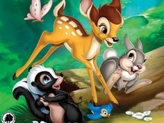 On August 13, 1942 Disney's Bambi opened at Radio City Music Hall in NYC.