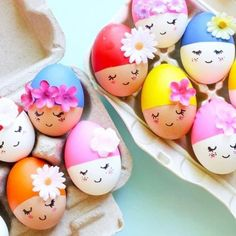 mommo design: EASTER EGGS