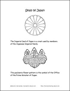 lots of Japan printables