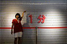 オリオンビールの1分間に製造できる数