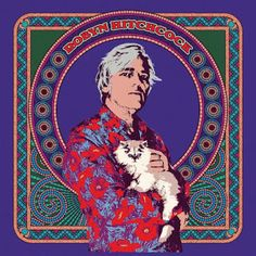 """Rock and More By Addison de Witt: Robyn Hitchcock - """"Robyn Hitchcock"""" (2017)"""