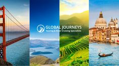 Global Journeys - Exclusive savings and reviews on over 4,000 tours, river cruises, small group tours, short breaks and rail journeys.