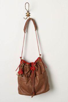 e9c3857e1d2b Shined Bucket Bag  anthropologie Homemade Bags