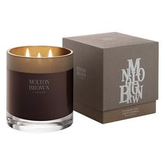 Molton Brown Black Pepper Scented Candle, 500g                                                                                                                                                      More