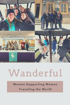 Wanderful | The Travel Community You've Been Looking For - If you're searching for a community of diverse travel-loving women, look no further! I'd like to introduce you to Wanderful, a global network of ladies that are passionate about helping and supporting other women while they travel. From WellnessMeetsWanderlust.com | solo female travel, women in travel summit, travel community