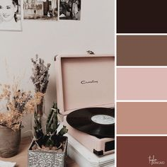 Colour Pallette, Colour Schemes, Color Combinations, Colours That Go Together, Design Seeds, Paint Colors For Home, House Made, Color Swatches, Artisanal