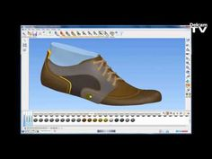 f3fea2832b Footwear Design - 3D Printed Shoes - YouTube Designer Shoes, Wedges,  Footwear, Youtube