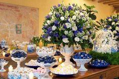 Mesa de doces - decoração
