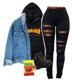 """Replaced"" by blacklegends ❤ liked on Polyvore featuring Timberland and Casio"