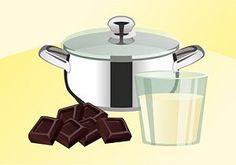 Chocolate bubble bath-WHAT