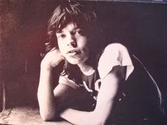vintage everyday: Rare Photos of a Young Mick Jagger in the 1960s