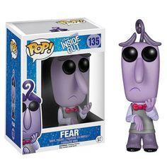 Disney Pop! Vinyl Figure Fear [Inside Out]