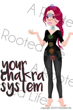 Download your own chakra system printable for $1!