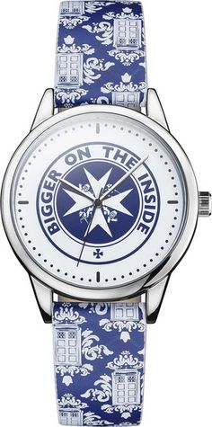 #DoctorWho Collectors Wrist Watch!  Now available!