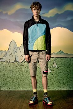 Marc by Marc Jacobs Spring 2015 Menswear - Collection - Gallery - Style.com