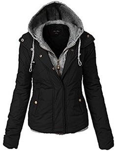 This is one great jacket !!! :) <3 http://amzn.to/2gMDBHr