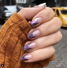Glitter acrylic nail art designs that you will love to try in summer ; Coffin Nails Glitter, Glitter Acrylics, Glitter Nail Art, Classy Nail Designs, White Nail Designs, Nail Art Designs, Nails Design, Nails Opi, Manicures