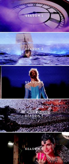 Once Upon a Time Season Finale Closing Shots