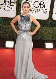 Mila Kunis in GUCCI