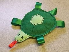 Another cute taggie animal - now I really want to make a 'Nibbler' turtle taggie for bub!