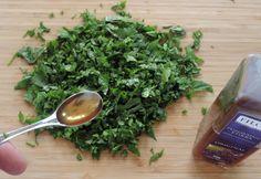 Hortahakkelus on herkku jonka teet todella helposti How To Dry Basil, Spinach, Vegetables, Food, Vegetable Garden, Essen, Vegetable Recipes, Meals, Yemek