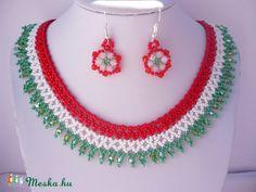 Beaded Jewelry, Crochet Necklace, Beads, Diy, Bangle Bracelets, Beading, Bricolage, Pearl Jewelry, Bead