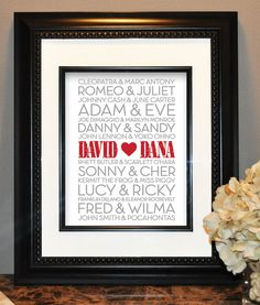 This would make for such a fun wedding shower gift!