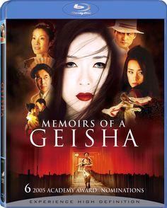 Memoirs of a Geisha (2005) Hindi Dubbed [BRRip]