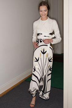 Valentino automne 2014 Couture - Beauté - Galerie - Style.com