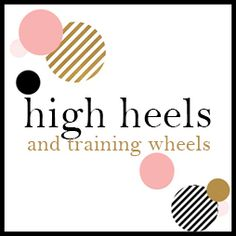 High Heels and Training Wheels: DIY Counters: Laminate to Marble for Only $25