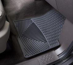 Jaguar X-Type 4pc Custom Replacement Black Floor Mats Pad-Premium Edge 2002-2004