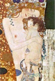 Gustav Klimt 's art <3