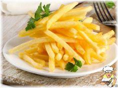 Sodalı Patates Kızartması - m.lezzetler.com