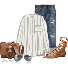 Shop from luxury labels, emerging designers and streetwear brands for both men and women. Cut Clothes, Polyvore Outfits, Streetwear Brands, Luxury Fashion, Spring Summer, Shoe Bag, My Style, Casual, Ootd