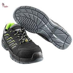 Mascot F0108-937-09-835 Fujiyama Chaussures de sécurité Taille W8/35 Noir - Chaussures mascot (*Partner-Link)