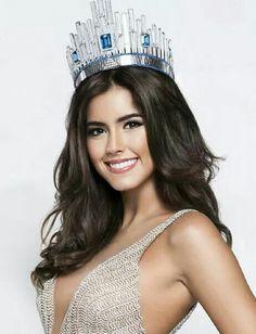 Paulina Vega - Colombia - Miss Universe 2014 Miss Univers 2014, Beautiful Models, Beautiful Women, Pageant Photography, Miss Colombia, Colombian Girls, Latin Women, Cute Celebrities, Beauty Pageant
