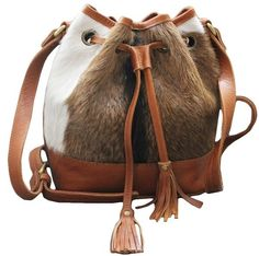 New women s bags sac fourrure cuir femme haute qualite MATHIO HGilliane design