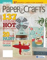 I like the font & how it gives examples of the crafts the magazine will show you how to do