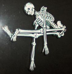 31 best skeleton yoga images  skeleton yoga halloween