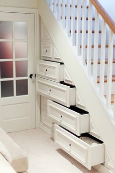 60 Unbelievable under stairs storage space solutions                                                                                                                                                                                 More