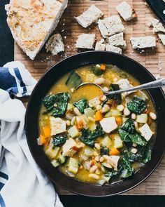 tuscan vegetable stew.