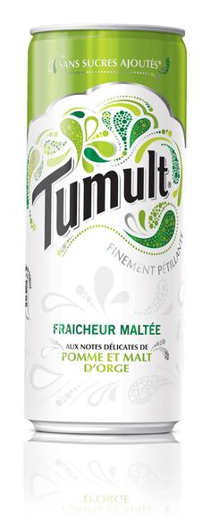 "Beautiful work from U.K. based Taxi Studio. ""Tumult is a new adult fermented non-alcoholic drink made by Coca-Cola, that has been specially crafted to be consumed with food. It pairs particularly well with sushi according to the experts, and is a great alco-alternative when served as an aperitif."""