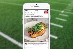 """""""Reach 3 million football fans before the big game"""" via """"Pinterest for Business"""" blog"""