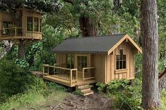 Small Cabins Tiny Houses | Small Houses | GreenPods: sustainable living from the inside out ...