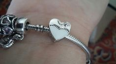 Heart Charm, Charmed, Bracelets, Jewelry, Jewels, Schmuck, Jewerly, Bracelet, Jewelery