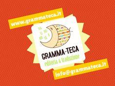Organizzi eventi culturali, letterari o sulla traduzione? Contatta il pesce a righe!  info@grammateca.it