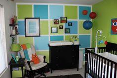 baby boy nursery little monster themes - Google Search