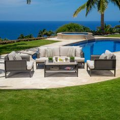 Vistano 4pc Sofa Seating Group| RST Brands